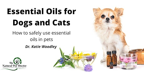 Essential Oils for Dogs and Cats - How to Safely Use Essential Oils in Pets tickets