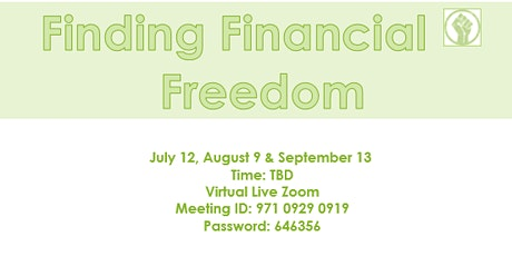 Triple F Series: Finding Financial Freedom tickets