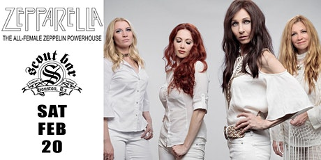 Zepparella - The All-Female Zeppelin Powerhouse tickets