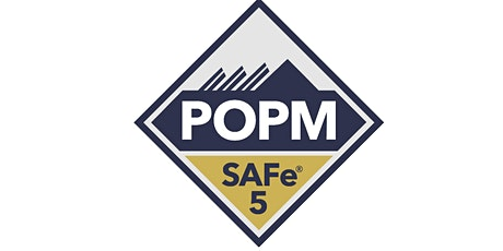 SAFe® 5.0 Product Owner/Product Manager with POPM Certification tickets