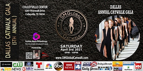 DALLAS CATWALK GALA – 5th Annual tickets