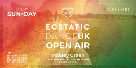Ecstatic Dance UK - SUN•DAY Open Air tickets