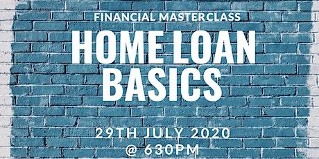 AMEGA FS Financial Master Class: Home Loan Basics tickets