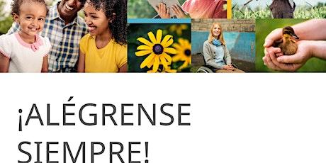 ASAMBLEAS 2020: ¡ALÉGRENSE SIEMPRE!  Disponible En JW.ORG, Use Link Abajo. boletos