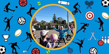 Netball NSW Parramatta Holiday Skills Clinic (5 to 12 years)* tickets