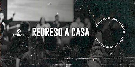 12 PM  DORAL CITY CHURCH REGRESANDO A CASA boletos