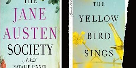 "Natalie Jenner ""The Jane Austen Society"" & Jennifer Rosner ""The Yellow Bird tickets"