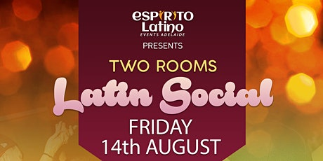 Two room Latin Social tickets