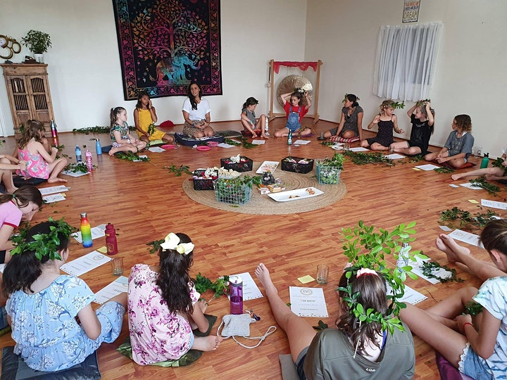 Yaya Sisterhood: 'MOVEMENT & DANCE!' Workshop. image