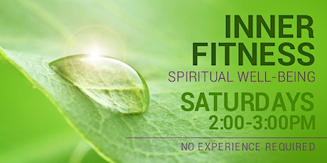 INNER FITNESS in English (Online) tickets