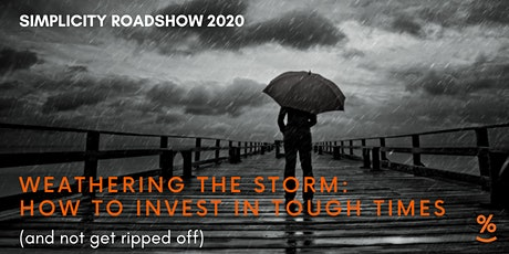 Simplicity Investment Roadshow 2020 Tauranga tickets