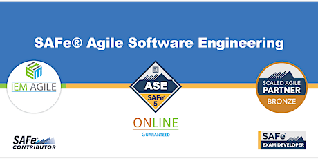 SAFe Agile Software Engineering (ASE) tickets