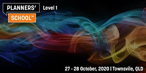 Planners' School Level 1 - Townsville - October 2020