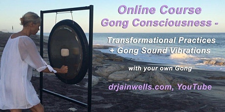 Online Gong Transformation Course - 5PM (UTC) 4 Sessions tickets