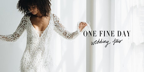 One Fine Day Wedding Fair Sydney 2021 tickets