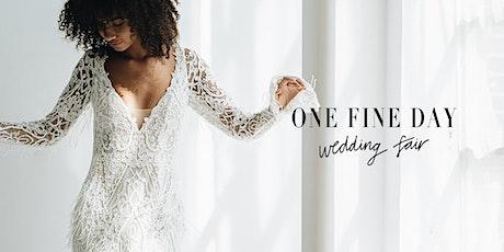 One Fine Day Wedding Fair Sydney 2021 tickets