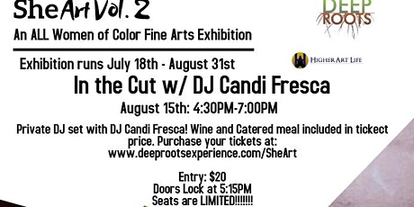 In the Cut w/DJ Candi Fresca tickets