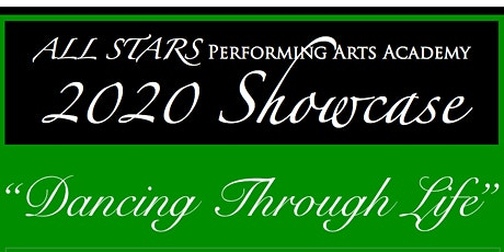 """Dancing Through Life"" 2020 Showcase tickets"