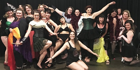 Unleash Your Inner Vixen - An Intro To Burlesque North Hollywood tickets