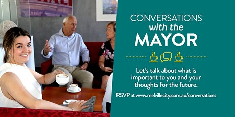 Conversations with the Mayor tickets