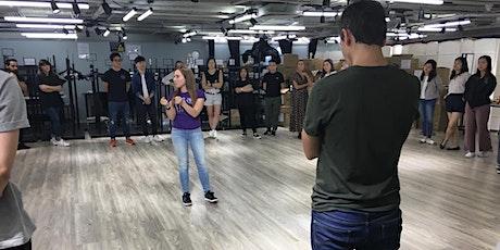 Improv Workshop - Back to Basics tickets