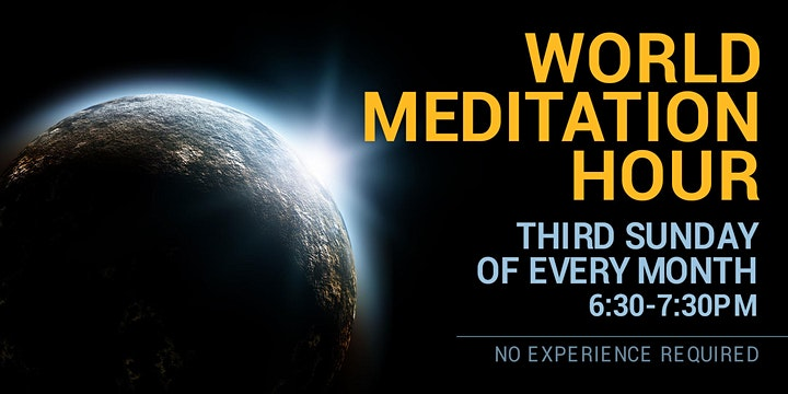 World Mediation Hour in English (Online) image