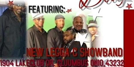 New legga-c Showband tickets
