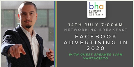 Facebook Advertising in 2020 with Ivan Vantagiato tickets