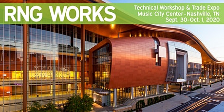 RNG WORKS 2020 - Technical Workshop & Trade Expo tickets