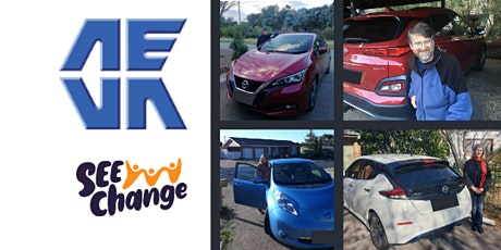 The Canberra EV experience tickets
