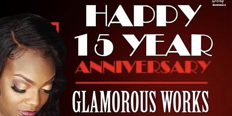 Glamorous Works 15 Year Anniversary Formal Ball tickets