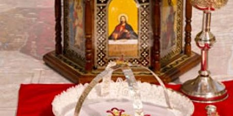 Divine Liturgy - Sunday 5th July (UPSTAIRS) tickets