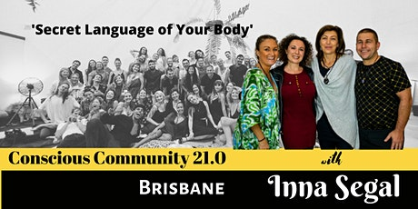 Conscious Community  Brisbane 21.0 tickets
