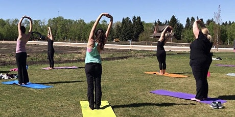 """Movement For Mobility"" Outdoor Yoga/Dance Class For a Cause tickets"