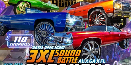 "10TH ANNUAL ""I SERVE THE HOOD"" CAR SHOW AND 3X SOUND BATTLE! DOTHAN,AL! tickets"