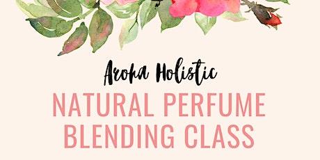 Perfume Blending Class tickets