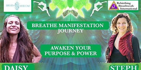 Breath Manifestation Journey tickets