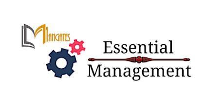 Essential Management Skills 1 Day Training in Toronto tickets