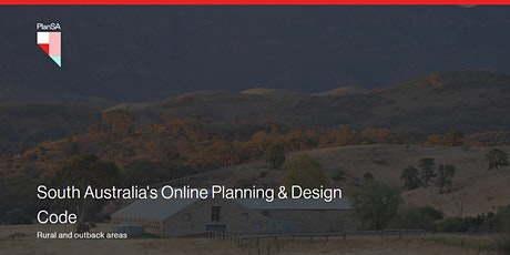 Community Webinar - How to use the Online Planning and Design Code tickets