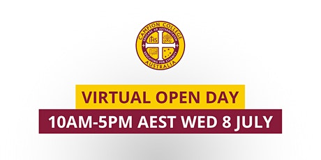 Virtual Open Day-Campion College Australia tickets