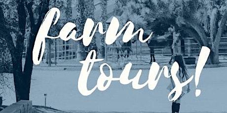 August Farm Tour! tickets