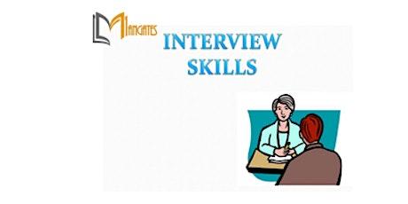 Interview Skills 1 Day Training in Halifax tickets