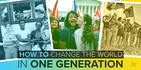 How to Change the World in One Generation - DxE Intro Workshop ingressos