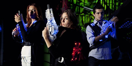 An ADF families event: Laser Tag and BYO Picnic Lunch, Darwin tickets