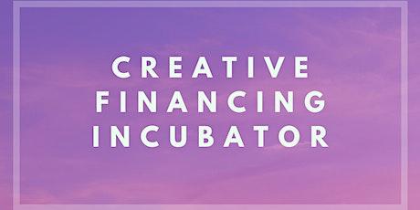 Creative Real Estate Incubator tickets