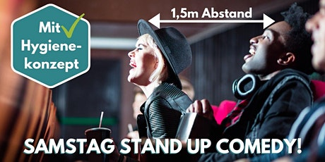 Lachflash - Die Stand Up Comedy Show in Berlin Prenzlauer Berg Tickets