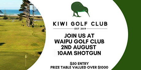 Kiwi Golf Club - Waipu 2nd Aug tickets