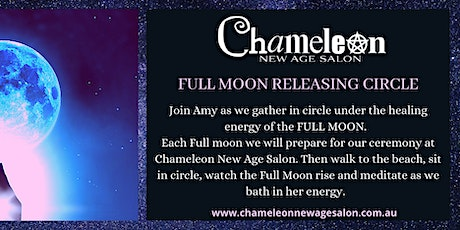 FULL MOON Releasing Circle tickets