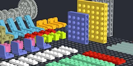 Lego® design Lab - La cameretta dei sogni biglietti