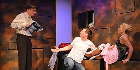 Theaterstück Rain Man im Haus Penzing Tickets